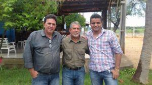 Castor,Zé Raimundo e Lio