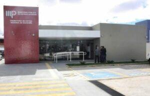 MP de Guanambi (Foto: Divulgação)