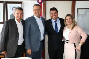 Charles,Rui,Jairo e Ivana