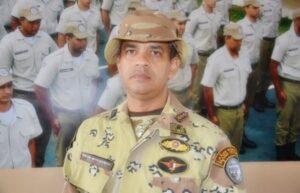 Tenente Coronel PM, Arthur Mascarenhas Fernandes (Foto: Reprodução)